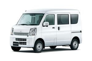 三菱 軽商用バン「ミニキャブバン」、ワゴン「タウンボックス」を一部改良