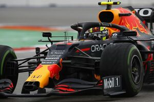 F1ロシアGP予選はホンダ勢にとって厳しい結果に。田辺TD「ドライの決勝に向け準備していく」