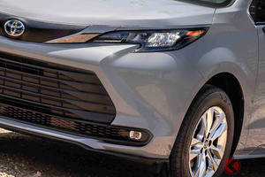 5m級トヨタ「ミニバンSUV」発売? 約500万円の新型「シエナ ウッドランドエディション」を米国で設定