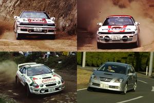 セリカはWRCでも大活躍! トヨタ栄光の4WDスポーツ「歴代GT-FOUR」を振り返る
