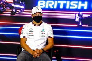 F1第10戦木曜会見:ボッタス、ラリー転向の可能性を問われるも一蹴「タイトル獲得に向け、選択肢はチーム残留しかない」