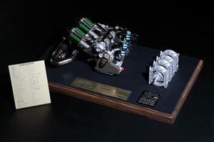 マツダ787B搭載「R26B 1/6スケール優勝30周年記念フェイナルエディション」が登場!