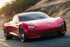 【また延期】新型テスラ・ロードスター 2023年に生産開始か マスクCEO「パンデミックの影響」