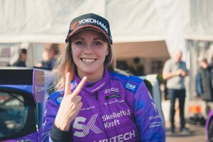 STCC最終戦は「スタイリッシュに決められた」コチュリンスキーが女性史上初の選手権2位フィニッシュ