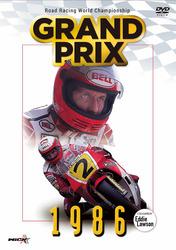 ウィック・ビジュアル・ビューロウからDVD「GRAND PRIX 1986 総集編(新価格版)」が10/22にリリース!