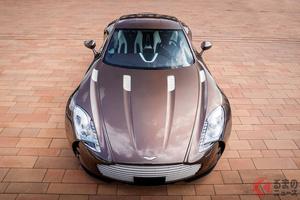 77台限定のボンドカーではないアストンマーティン「One-77」は驚きの2億円オーバー!!
