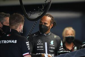 かつてはフェラーリ入りの可能性もあったハミルトン、選んだメルセデスF1の献身を「とても誇りに思う」