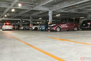 「駐車場でイラっとした経験」は? 逆走、トナラー、ドアパンチ… 1152人の声【街なか編】