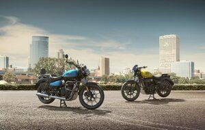 ロイヤルエンフィールド、普通二輪免許で乗れるバイク『Meteor 350』を11月中旬から国内で販売