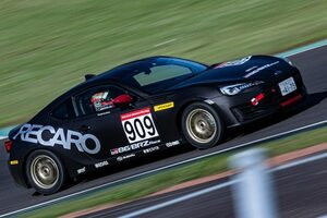 小暮卓史、RECARO RACINGから86/BRZレース参戦へ。スバルBRZをドライブ
