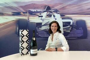 女性フォーミュラのWシリーズの公式スパークリングワインにフェッラーリが決定
