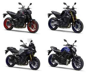 ヤマハが新型MT-07/MT-09/MT-09 SP/トレーサー9 GTの国内モデルを一挙発表! 発売日はいつ? 価格はいくら?【まとめ】