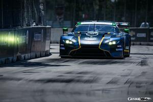 アストンマーティン ヴァンテージ  GT3がIMSA第5戦デトロイトで優勝、北米におけるGT3初勝利を刻む