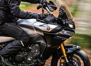 ヤマハ「トレーサー9 GT」発売! トレーサー900から全面的に進化を遂げた、新たなるスポーツツーリングバイク