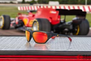 「レイバン スクーデリア・フェラーリ」の新作誕生! 最新F1レーシングカーから着想を得たアイウェアコレクション
