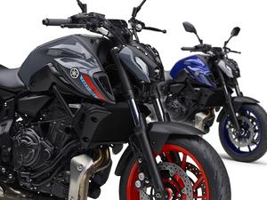 【ヤマハ】2021年モデル「MT-07 ABS」国内仕様を7/28に発売