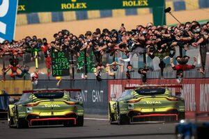 ル・マン24時間:助っ人加入で優勝のティンクネル、フェラーリとの攻防は「いたちごっこのようだった」