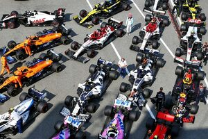 コンコルド協定に新規定。F1新規チームから209億円徴収、既存チームに分配へ