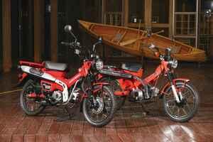 【開発者インタビュー】ホンダ「CT125・ハンターカブ」タイの拠点で開発、でもメインターゲットは日本だった
