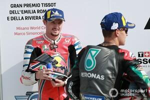 """【MotoGP】ジャック・ミラーのリタイア、原因は""""捨てバイザー""""がエアフィルターに詰まった事"""