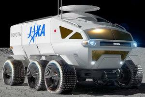 まさに宇宙のランクル!? トヨタの月面車「ルナ・クルーザー」の本気度