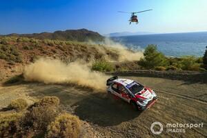 WRCラリー・トルコ:上位陣に次々とトラブルが襲う大波乱のラリーをトヨタのエバンスが制す。ランキング首位に浮上