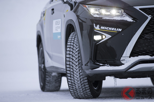 乗ってわかった ミシュランの最新スタッドレス「X-ICEスノー」の進化とは