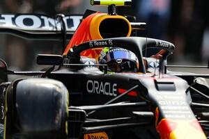 セルジオ・ペレス、イギリスGP決勝はピットレーンスタートに。リヤウイングとPUコンポーネントを交換