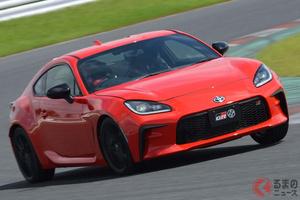 超楽しいFRスポーツ誕生! トヨタ新型「GR86」をサーキットでアクセル全開! 実力はいかに?