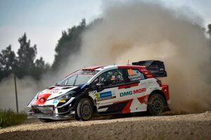 ロバンペラ、最年少優勝に向け前進。後続に50秒差をつけて最終日へ/WRCエストニア