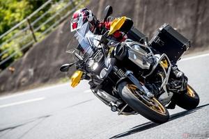 the「燃費」冒険王登場 BMW Motorrad「R1250GS Adventure」2021年型で加わったECOモード、燃費はどう伸びる?