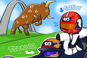 驚異の4連勝の超快進撃が続く!! ラストイヤーホンダPUがシュタイアーマルクGPで大暴れ