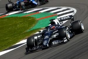 角田裕毅、スプリント予選16番手で「パフォーマンスにはがっかり」|F1イギリスGP