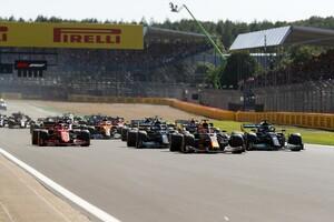 F1イギリスGP:初のスプリント予選はフェルスタッペン完勝、決勝のポールシッターに! 角田裕毅は16位