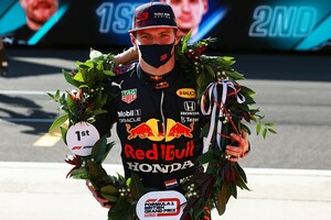 フェルスタッペン、スプリント予選は完勝もトップスピードは不足気味「決勝は良い戦いになるかも」