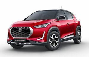 日産が国際戦略車の新型コンパクトSUV「マグナイト」を発表。2021年初頭にインドにて発売予定