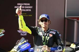 """【MotoGP】ケーシー・ストーナー、""""王者""""ロッシが苦戦する姿に悲しみ「トップ5で喜んで欲しくない」"""