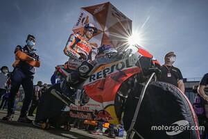 """【MotoGP】「手中に収め始めた」マルケス弟、扱いが難しいRC213Vの""""洗礼""""を通過?"""