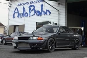 「BNR32に昂ぶる!」第二世代GT-R専門ショップのチューニング哲学
