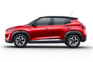 日産 グローバル市場向けクロスオーバーSUV「マグナイト」を発表