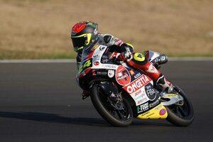 MotoGP第8戦:Moto3予選でクラッシュした鈴木竜生がレース欠場