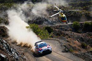 トラブルで首位陥落のオジエ「午前中は良い展開だったが…」/WRC第5戦トルコ デイ2後コメント