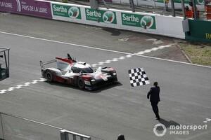 ル・マン24時間レース決勝レポート:中嶋一貴&トヨタ8号車、ル・マン3連覇を達成! 小林可夢偉のトヨタ7号車は3位