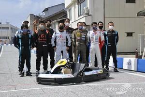 日本初の公道レースの走行がスタート。関口雄飛「歴史的な瞬間」|A1市街地GP