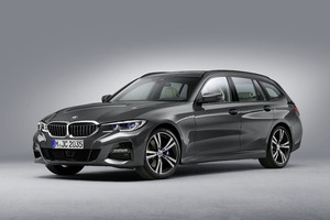 BMW 3シリーズにハンズ・オフ可能なエントリーモデル「318iツーリング」を追加