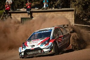 WRCトルコ:最終日に大波乱! 前日4番手のエバンスが逆転優勝。凶悪ステージが上位陣に牙をむく