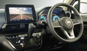 今やトレンドの市販9インチカーナビゲ-ションを、日産・三菱の軽自動車に付けられる取付キット「TBX-N002」
