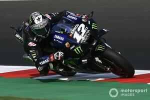 MotoGPエミリア・ロマーニャ決勝:ビニャーレス、念願の今季初優勝! 中上貴晶が粘りの走りで6位
