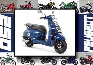 プジョー「ジャンゴ 150 スポーツ ABS」いま日本で買える最新250ccモデルはコレだ!【最新250cc大図鑑 Vol.047】-2020年版-