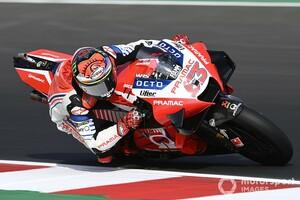 【MotoGP】ロッシ、弟子バニャイヤのライディング称賛。「ドゥカティを完璧に乗りこなしている」